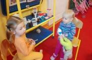 2016-04-08 - Kotki - Zabawa tematyczna - W gabinecie pielęgniarskim